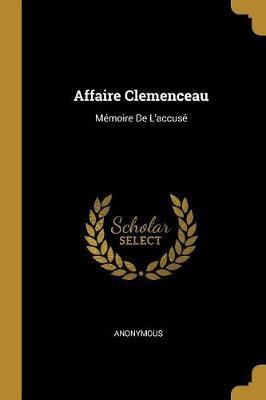 Affaire Clemenceau