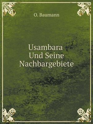 Usambara Und Seine Nachbargebiete