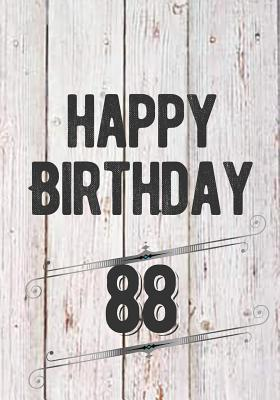 Happy Birthday 88