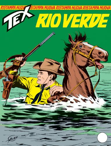 Tex nuova ristampa n. 86