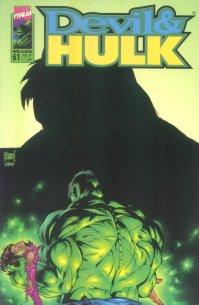 Devil & Hulk n. 061