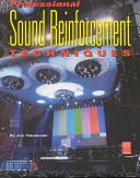 Professional Sound Reinforcement Techniques