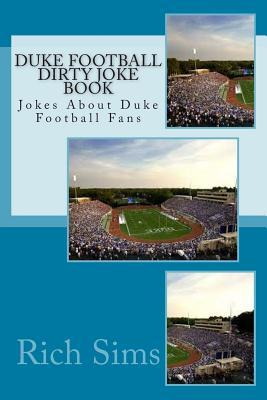 Duke Football Dirty Joke Book