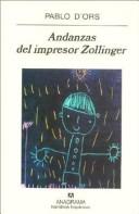 Andanzas del impresor Zollinger