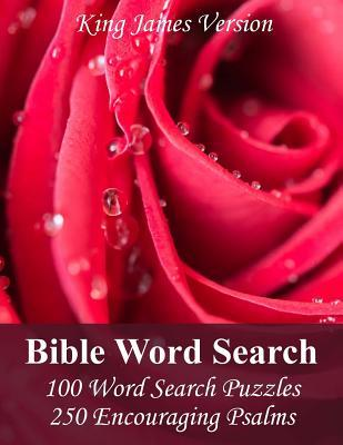 King James Bible Word Search Psalms