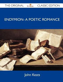 Endymion- A Poetic R...