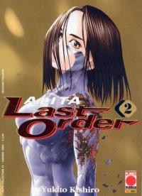 Alita Last Order vol. 02