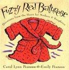 Fuzzy Red Bathrobe