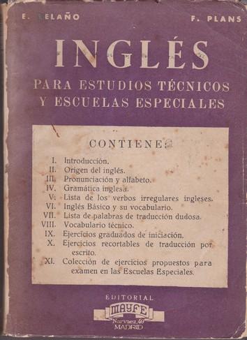 Inglés para estudios técnicos y escuelas especiales
