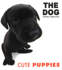 THE DOG Artist Collection - Cute Puppies