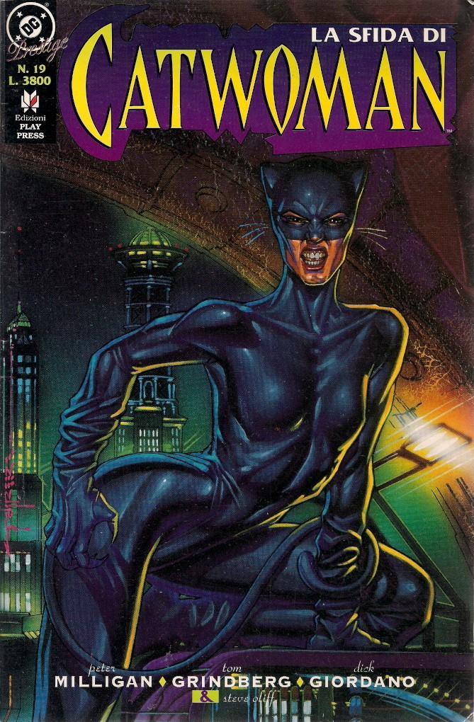 La sfida di Catwoman