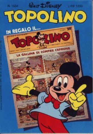 Topolino n. 1534