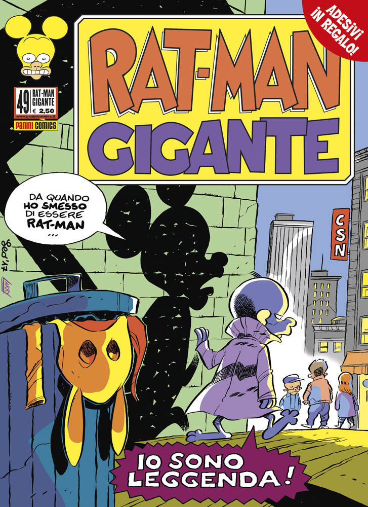 Rat-Man Gigante n. 4...