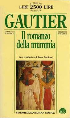 Il romanzo della mummia