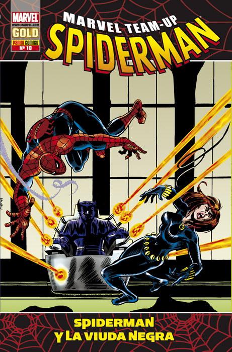 Marvel Team-Up Spide...