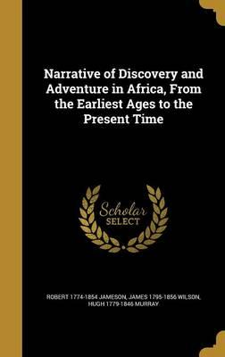 NARRATIVE OF DISCOVERY & ADV I