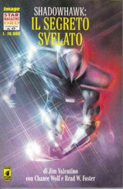 Shadowhawk: Il segreto svelato