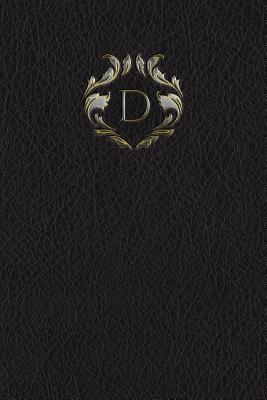 Monogram D Notebook