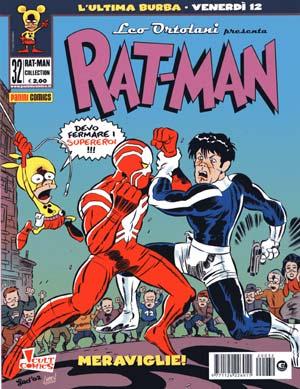 Rat-Man Collection n.32