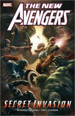New Avengers Volume 9
