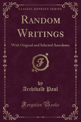 Random Writings