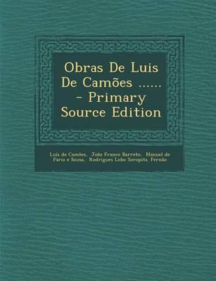 Obras de Luis de Cam...