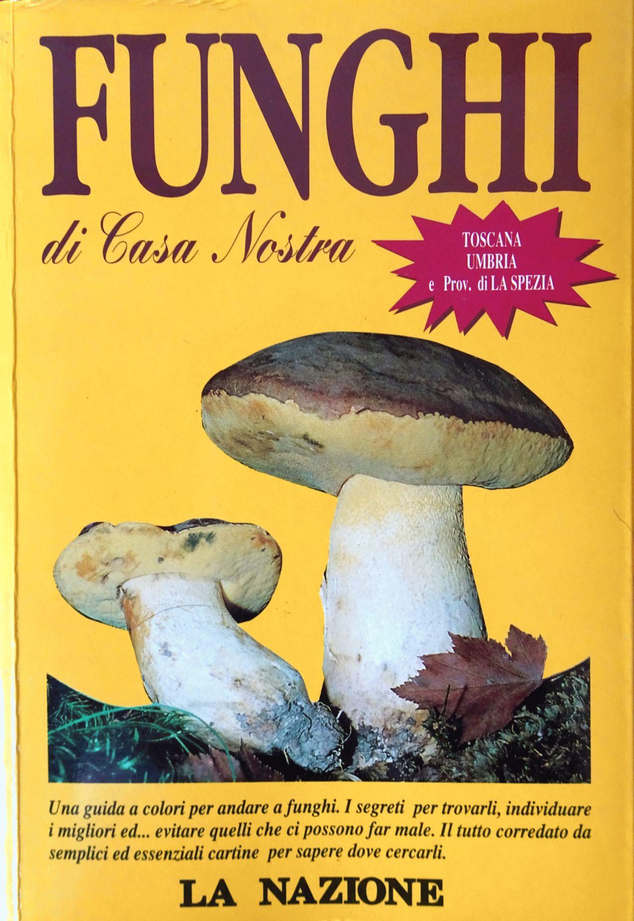 Funghi di casa nostra