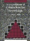 Representations of Commonsense Knowledge