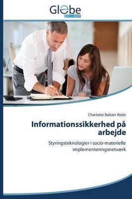 Informationssikkerhed på arbejde