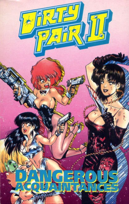 Dirty Pair II