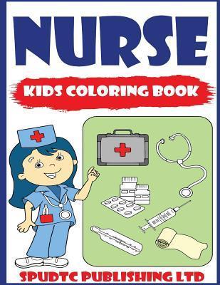 Nurse Kids Coloring ...