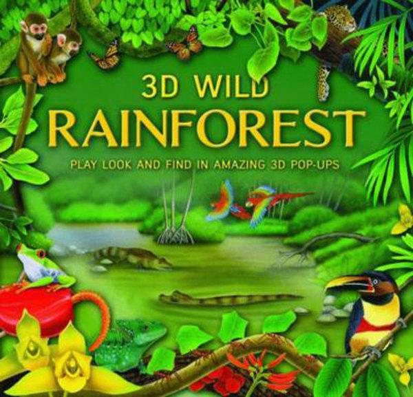 3D Wild Rainforests