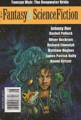 The Magazine of Fantasy & Science Fiction, July/August 2015