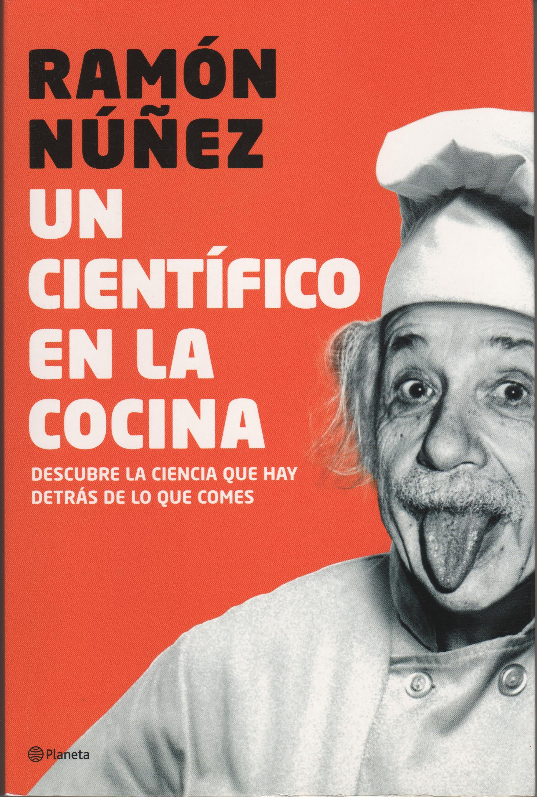 Un científico en la cocina