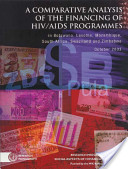 A Comparative Analysis of the Financing of HIV/AIDS Programmes in Botswana, Lesotho, Mozambique, South Africa, Swaziland and Zimbabwe