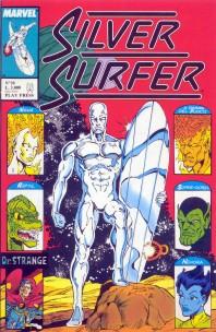 Silver Surfer n. 20 ...