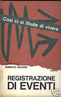 Registrazione di eventi