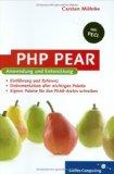 PHP PEAR: Anwendung und Entwicklung