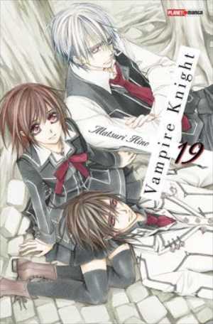 Vampire Knight Deluxe vol. 19