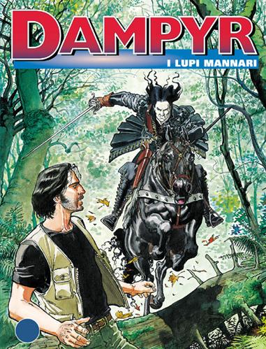 Dampyr vol. 27