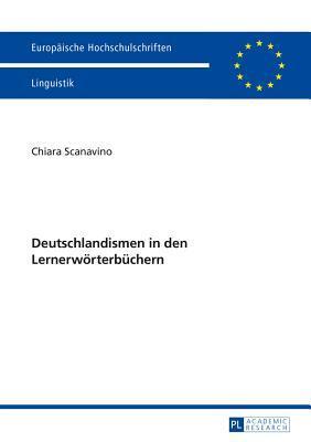 Deutschlandismen in Den Lernerworterbuchern