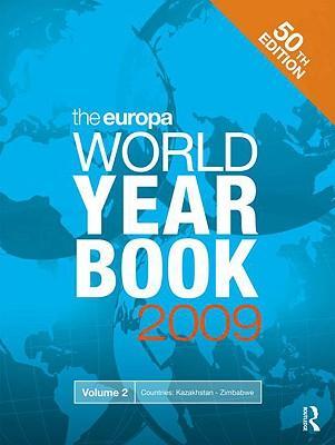 The Europa World Year Book 2009