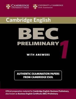 Cambridge BEC preliminary. Per gli Ist. tecnici e professionali