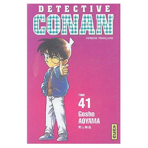 Détective Conan, tome 41