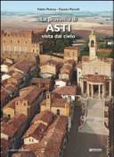 La provincia di Asti vista dal cielo