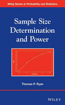 Sample Size Determination and Power