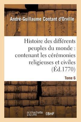 Histoire des Differe...