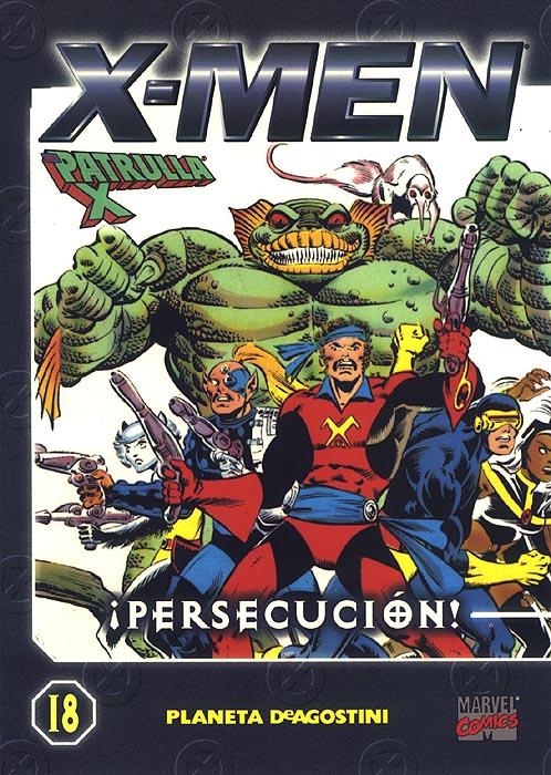 Coleccionable X-Men/Patrulla-X #18 (de 45)