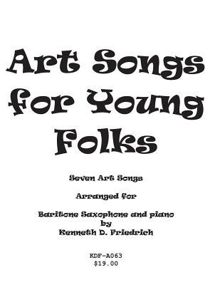 Art Songs for Young ...