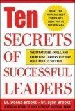 Ten Secrets of Successful Leaders